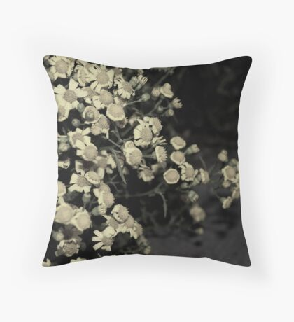 nature has its course Throw Pillow