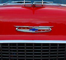 55 Chevy by Mark Malinowski
