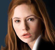 Amy Pond by jht888