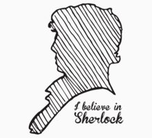 I believe in Sherlock by spnshlover