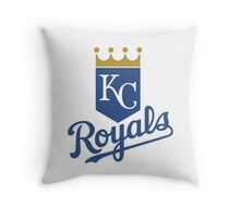 Kansas City Royals Throw Pillow