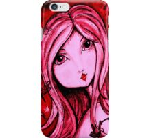 Saschia Sparkleberry iPhone Case/Skin