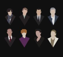 Sherlock and 'Friends' Kids Clothes