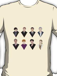 Sherlock and 'Friends' T-Shirt