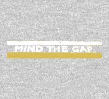 Mind The Gap (Version 2) One Piece - Long Sleeve