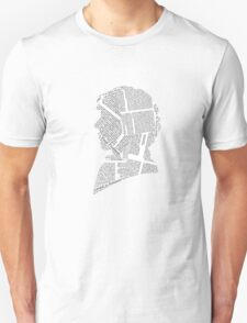 The Pages Of Sherlock Holmes T-Shirt