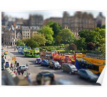 Edinburgh Toys Poster