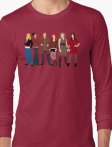 The Companions  Long Sleeve T-Shirt