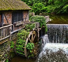 Gomez Mill House The Grist Mill by PineSinger