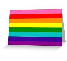 gay pride Greeting Card