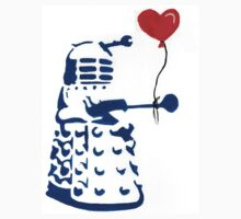 Dalek Love Tee by Jessie Smart