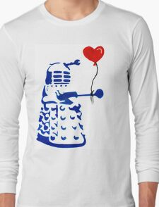 Dalek Love Tee Long Sleeve T-Shirt