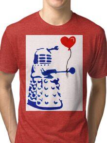 Dalek Love Tee Tri-blend T-Shirt