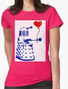 Dalek Love Tee Womens Fitted T-Shirt