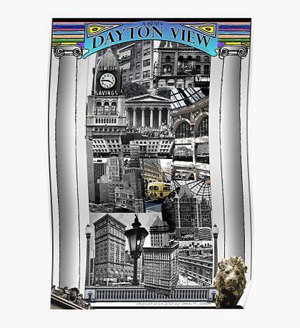 A 1970's Dayton View Poster 2015 Ed Poster