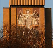 UNIVERSITY OF NOTRE DAME SOUTH BEND INDIANA NOVEMBER 2009 by photographized