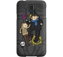 221b iPhone/iPod Samsung Galaxy Case/Skin