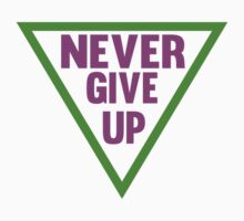 Never Give Up by Fitbys