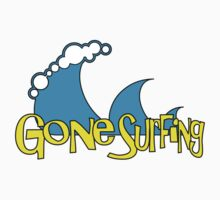 Gone Surfing by Fitbys