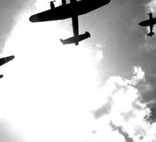 WWII battle of Britain Flight Sticker