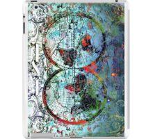 world map antique 3 iPad Case/Skin