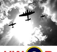 WWII battle of Britain Flight by Wokswagen