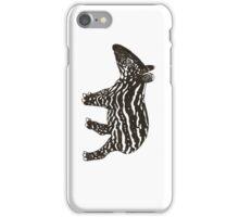 Baby Tapir iPhone Case/Skin