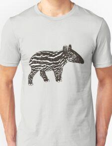 Baby Tapir Unisex T-Shirt