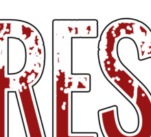 Peril Press Presents Sticker