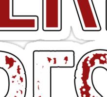 Peril Press - Logo Sticker