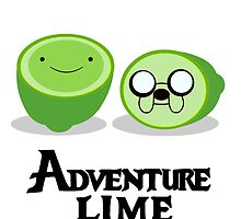Adventure Lime by daniel scadden