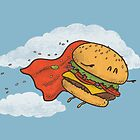 Superburger! by Terry  Fan