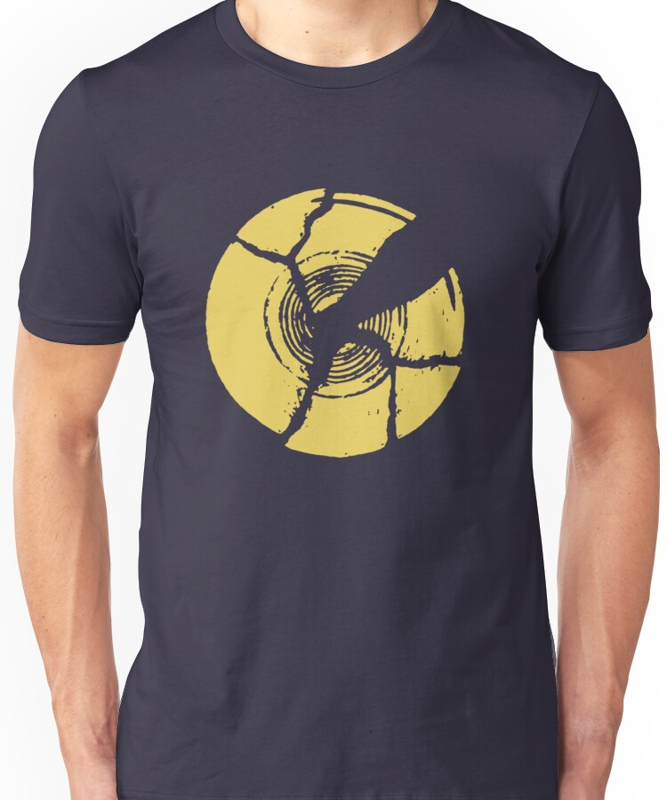 Breaking Bad Broken Plate Unisex T-Shirt