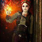 Playing with Fire by JMP-Graphics