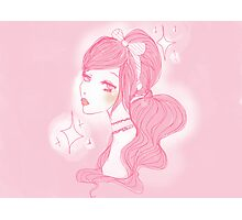 Princess Doll  Photographic Print