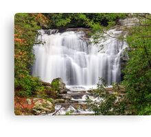 Meigs Falls in the Great Smoky Mountains Canvas Print