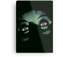 Eyes in the Night Metal Print