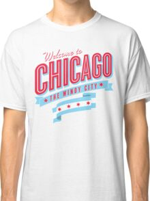 Chicago, Illinois Classic T-Shirt