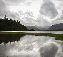 Clouded Reflections by LouiseGroom