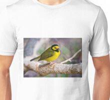 Hooded Warbler Unisex T-Shirt