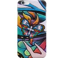 Christianity Butterfly Art iPhone Case/Skin