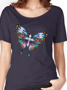Christianity Butterfly Art Women's Relaxed Fit T-Shirt