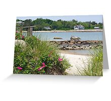 You're Sure To Fall In Love With Old Cape Cod Greeting Card