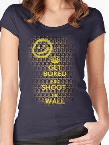 Get Bored Women's Fitted Scoop T-Shirt