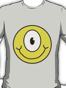 Funny Cyclops Smiley T-Shirt