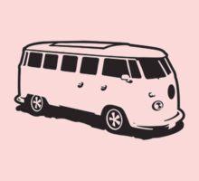 VW BUS #0001 Kids Tee
