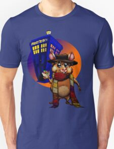 Doctor Who Hamster Jelly baby? T-Shirt
