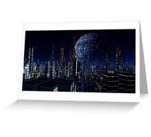 Worldship - Earth Seeker Greeting Card
