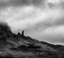 The Storr by Peter Gallagher