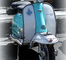 Lambretta Li 125 series 2  by larry flewers
